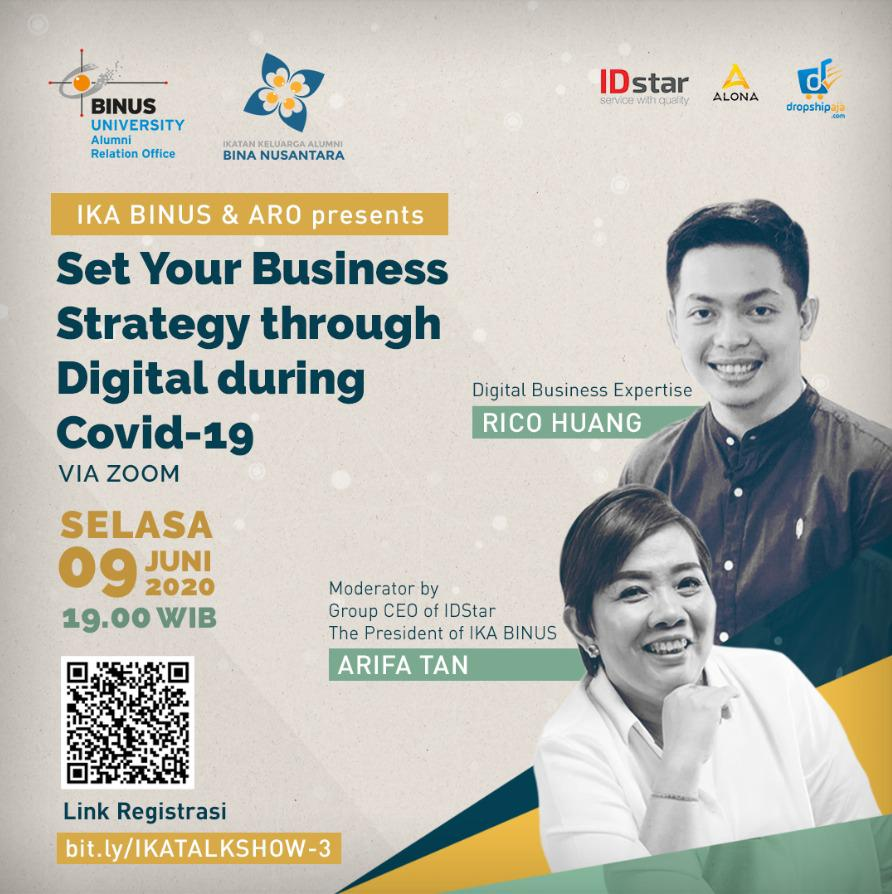 Webinar | Set Your Business Strategy through Digit